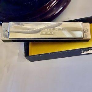 🎶Gentlemen's Hardware Harmonica in Original Box